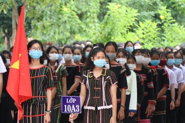 Một trường học phải ngừng khai giảng để phòng dịch bệnh