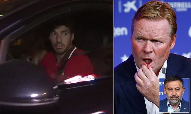 Sốc chi tiêu Liverpool, Luis Suarez chiến đấu với Koeman