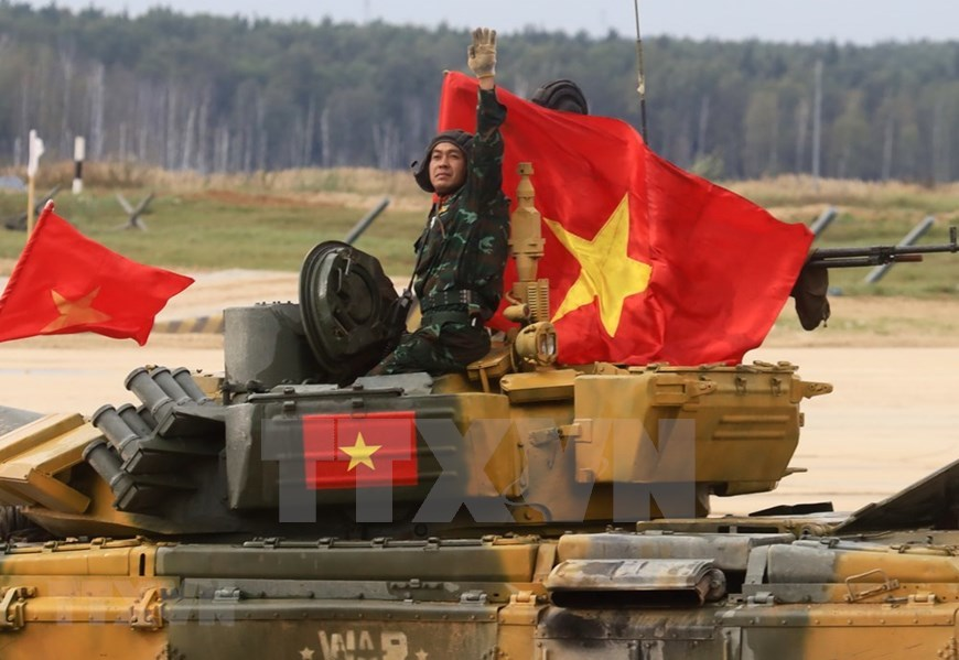 2020 Army Games,Russia,vietnam army