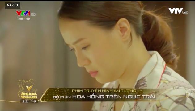BTV Việt Hoàng nhận giải 'Dẫn chương trình ấn tượng' VTV Awards