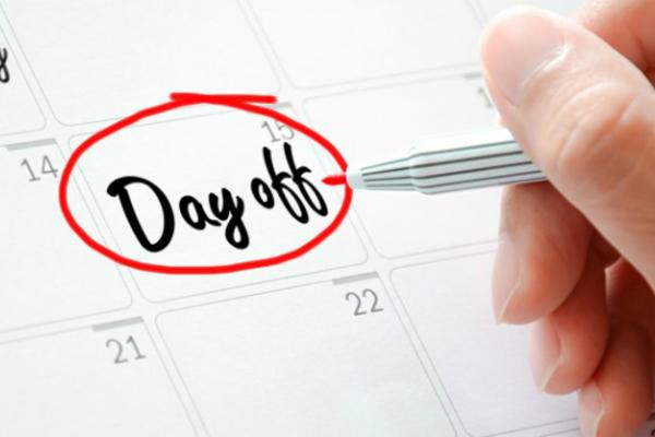 Có được dùng thời gian thử việc để tính ngày nghỉ phép năm?