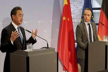 Tông giọng mới của châu Âu với Trung Quốc