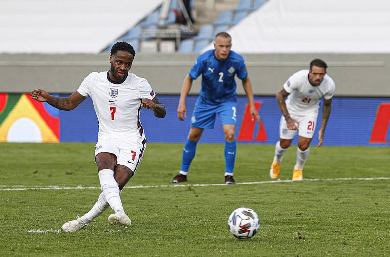 Tuyển Anh thắng Iceland nghẹt thở phút chót