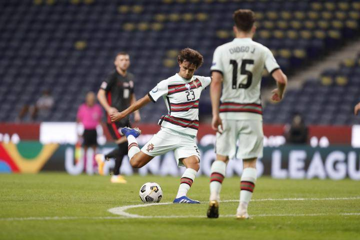 Bồ Đào Nha 'hủy diệt' Croatia trận ra quân Nations League