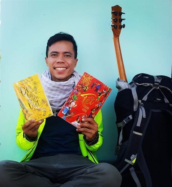 Ho Nhat Ha,Walking Through Vietnam with a Guitar,entertainment news
