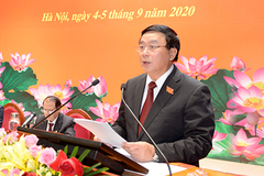 Ông Nguyễn Xuân Thắng tái cử Bí thư Đảng ủy Học viện Chính trị Quốc gia Hồ Chí Minh