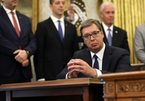 Động thái lạ của Tổng thống Serbia sau tuyên bố chuyển sứ quán của ông Trump