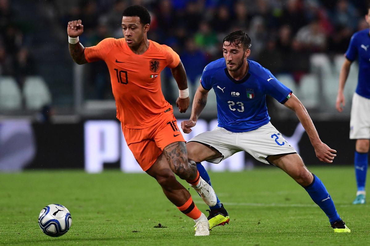 Hà Lan vs Italy: Hiểm nguy rình rập
