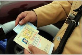 Cần làm rõ 28 lỗi vi phạm bị trừ điểm giấy phép lái xe là lỗi gì