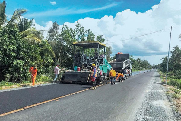 Major transport projects in Mekong Deltato be completed before Tet
