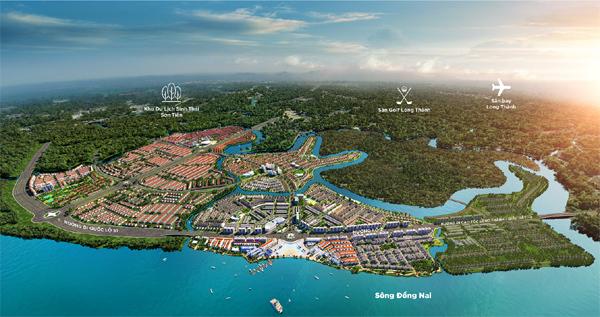Những lợi thế tạo nên giá trị khác biệt của Aqua City