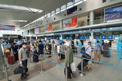 Passenger flights resumed in Da Nang as virus outbreaks under control