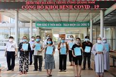 Thêm 19 bệnh nhân Covid-19 ở Quảng Nam khỏi bệnh