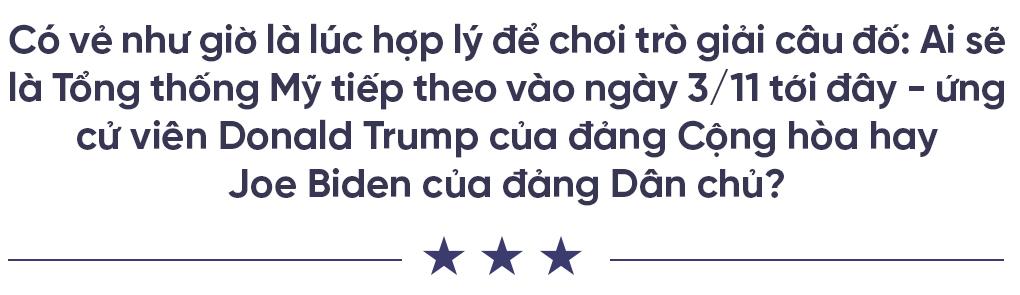 Donald Trump,Biden,bầu cử Mỹ,Terry F. Buss