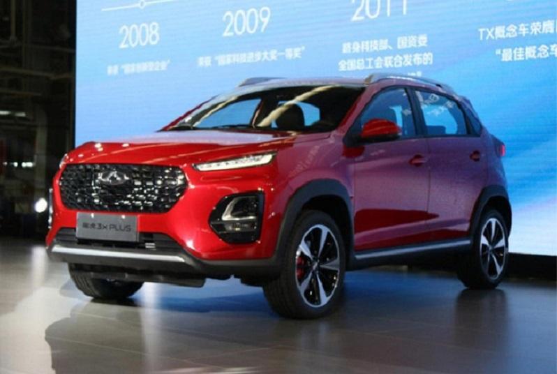 Mẫu SUV siêu rẻ đang gây sốt tại Trung Quốc