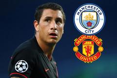 Man City quyết đánh bại MU để giành Gimenez