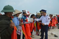2015-2020 Term: Vietnam Coast Guard performs well the propaganda and dissemination of the law to the people
