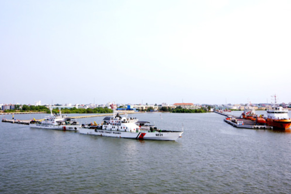 """Vùng Cảnh sát biển 3: Xây dựng Lực lượng Cảnh sát biển """"Cách mạng, chính quy, tinh nhuệ, hiện đại"""""""