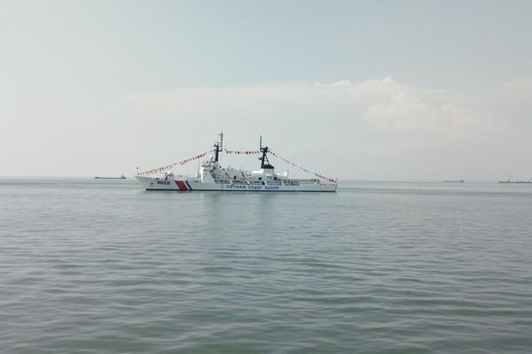 Cảnh sát biển Việt Nam không ngừng vươn lên đáp ứng yêu cầu nhiệm vụ trong tình hình mới