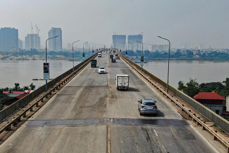 Bộ GTVT từ chối doanh nghiệp Mỹ chào hàng sửa mặt cầu Thăng Long
