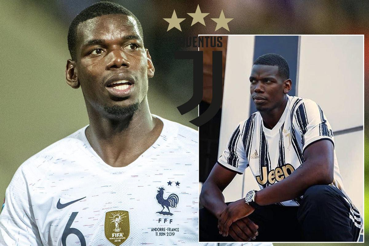 Juventus tự tin hoàn tất ký Pogba trong tuần này