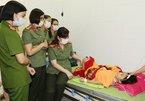Truy bắt bố đẻ và người tình bạo hành bé gái ở Bắc Ninh