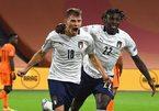 Đánh gục Hà Lan, Italy chiếm ngôi đầu bảng