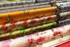 Nhập tơ tằm Trung Quốc giả nhãn mác Việt Nam xuất sang Ấn Độ