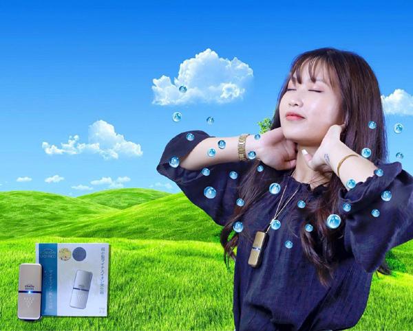 Máy tạo ion âm Uchiko - Giải pháp thanh lọc không khí theo công nghệ Nhật