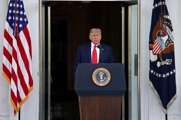 Ông Trump lại dọa cắt đứt quan hệ kinh tế với Trung Quốc