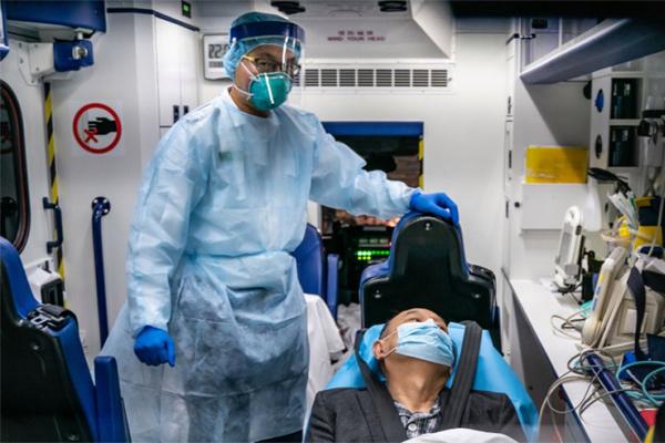 Bệnh nhân Covid-19 vẫn tổn thương phổi sau 3 tháng xuất viện