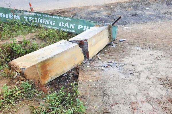 Yêu cầu giám định nguyên nhân cổng trường đổ đè 3 học sinh tử vong