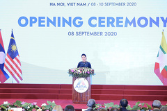 AIPA 41: Vì một Cộng đồng ASEAN thịnh vượng và phát triển bền vững