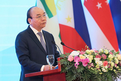 Thủ tướng: 'Bó lúa vàng' ASEAN qua giông bão càng bản lĩnh, tự cường