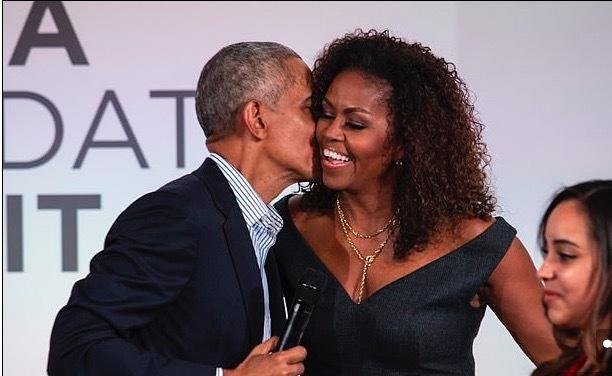 Vợ Obama tiết lộ bất ngờ về mối quan hệ hôn nhân với chồng