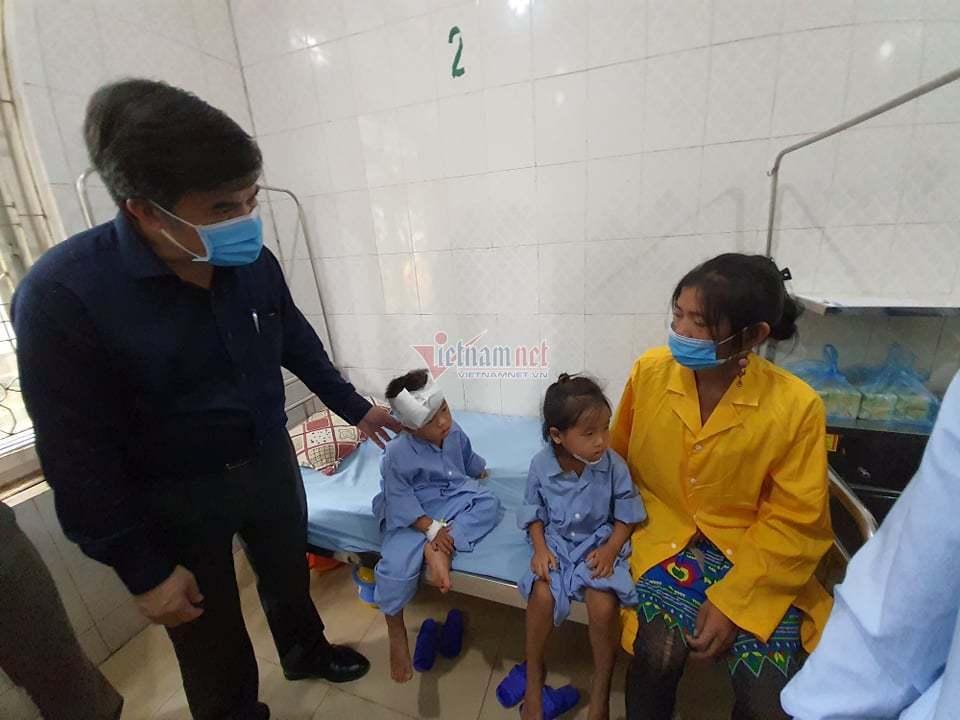 Hiệu trưởng và Giám đốc Sở GD-ĐT nhận trách nhiệm vụ 3 học sinh tử vong