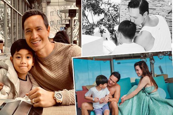 Tình cảm đáng ngưỡng mộ Kim Lý dành cho con riêng Hà Hồ - xổ số ngày 02122019