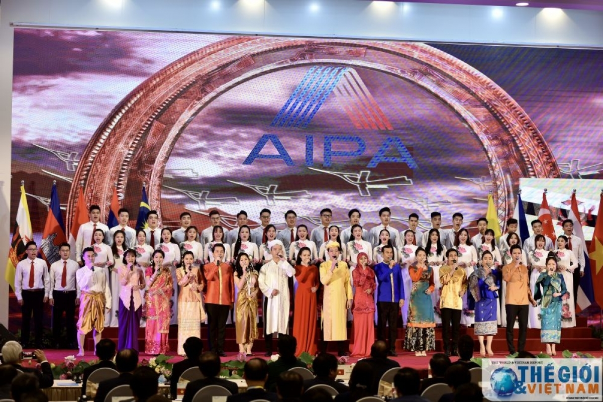 AIPA-41 opening ceremony in photos