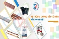 Kim thu sét và hệ thống chống sét CVL đạt tiêu chuẩn quốc tế IEC 62561