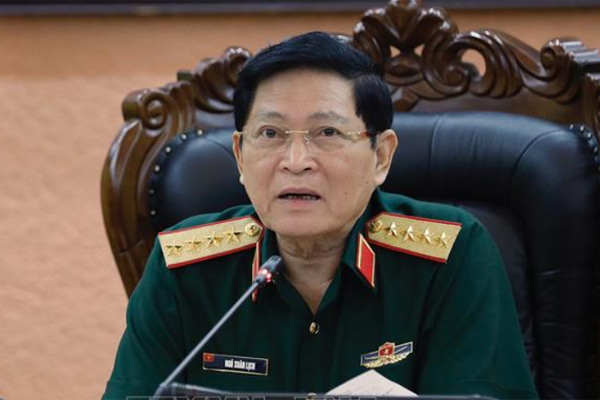 Bộ trưởng Quốc phòng Campuchia, Lào cảm ơn Việt Nam hỗ trợ chống Covid-19