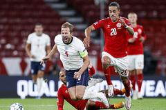 Harry Kane im tiếng, tuyển Anh cưa điểm với Đan Mạch