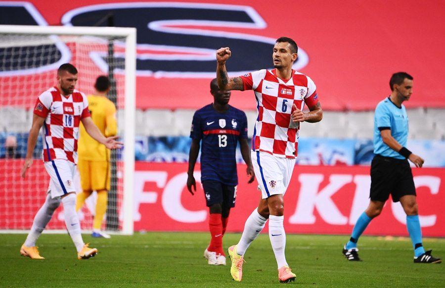 Sao MU tỏa sáng, Pháp thắng kịch tính Croatia