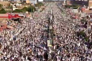Biểu tình rầm rộ ở Pakistan phản đối báo Pháp đăng biếm họa nhà tiên tri