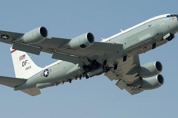 Máy bay do thám Mỹ 'tuần tra dày đặc' trên Biển Đông