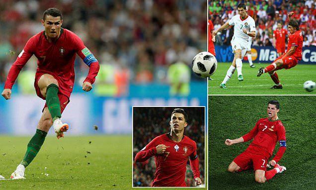 Ronaldo: 100 bàn chưa đủ, giờ là lúc chinh phục kỷ lục!