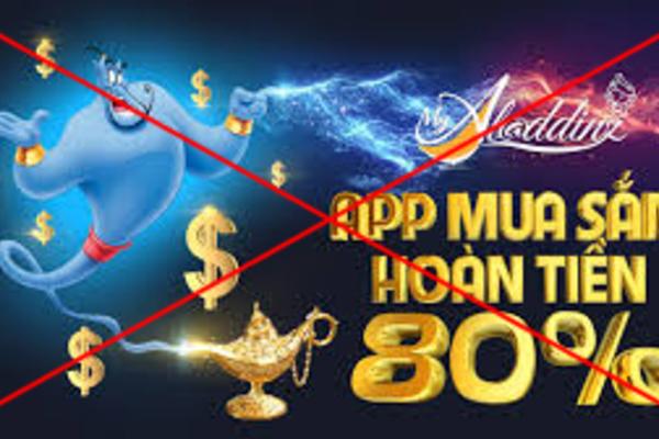 Bộ Công an cảnh báo về 'thần đèn' App MyAladdinz