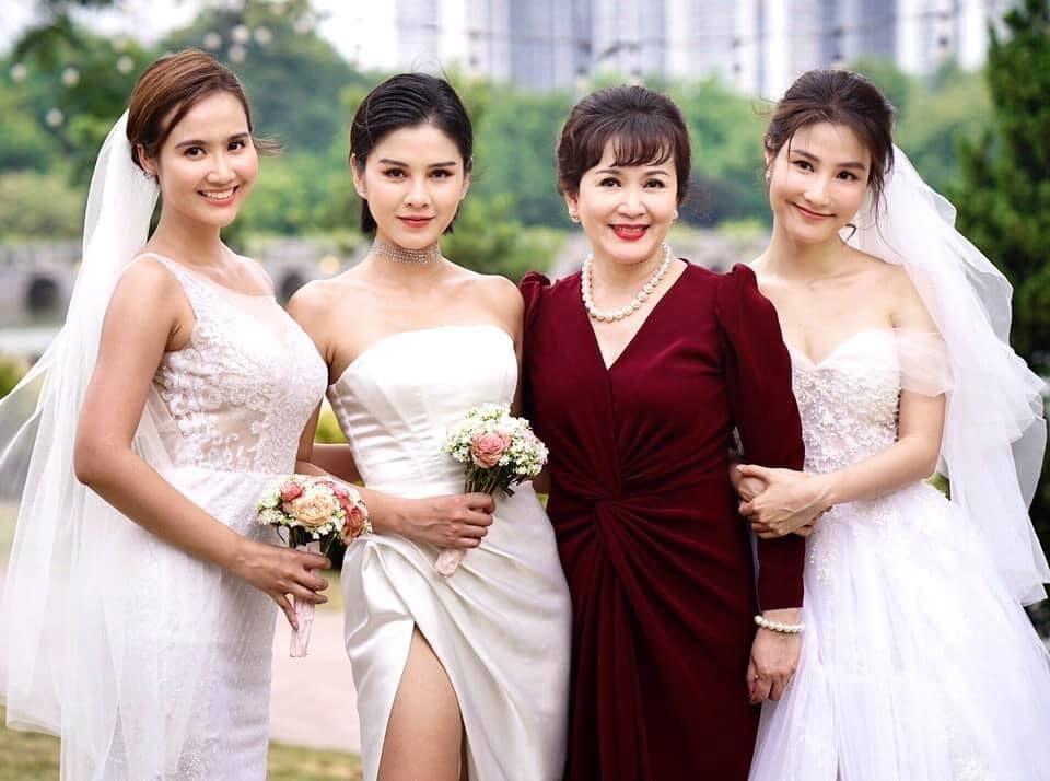Kết phim 'Tình yêu và tham vọng' sẽ có 3 đám cưới?