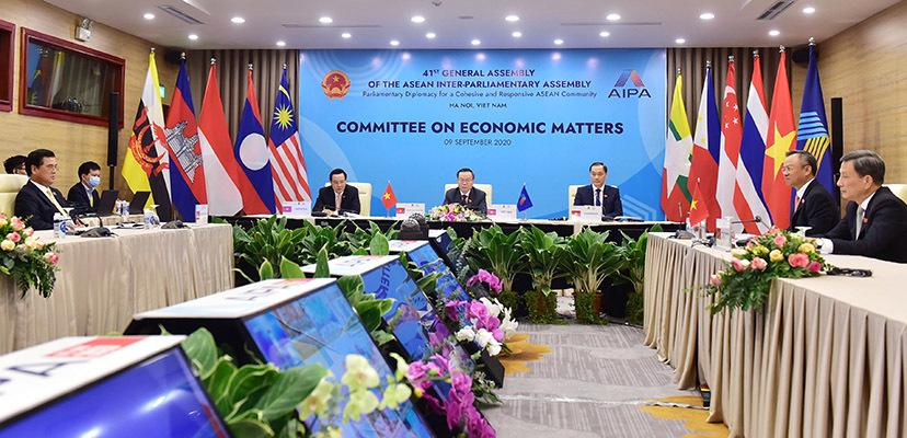 AIPA 41: Hình thành các khu vực di chuyển an toàn trong ASEAN