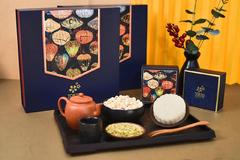 Hương vị Nhật trong bánh Trung thu Tokyo Mooncake