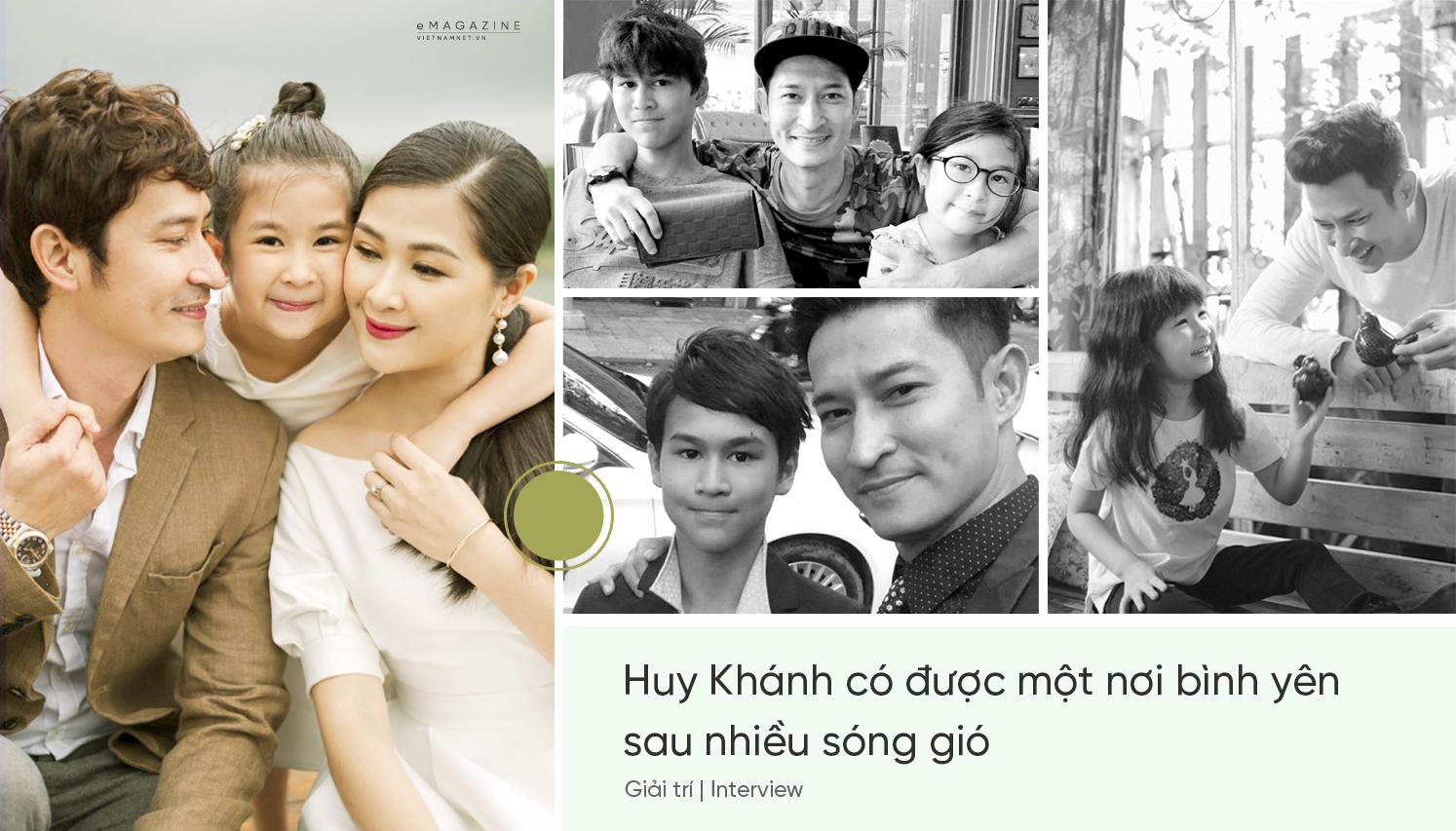 Huy Khánh,Mạc Anh Thư,Lương Hoàng Anh